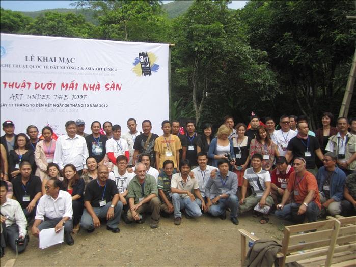 Thái Nhật Minh, CON CHIM ĐÁ, 2012