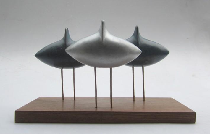 Thai Nhat Minh, Bird, Sculpture Vietnam